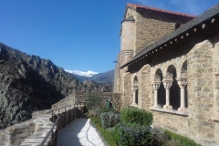 Vue Abbaye