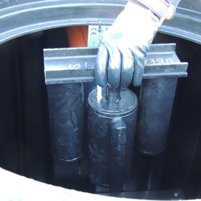 La valve de restriction (préfiltre)